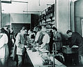 University of Liverpool pharmacy students 1921 (14650344254).jpg