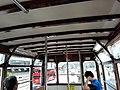 Up HK Tram 92 up stairs decker interior view 金鐘道 Queensway Admiralty October 2019 SS2.jpg