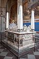 Uppsala cathedral - Tomb of Gustaf Vasa.jpg