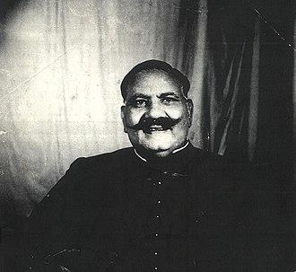 Bade Ghulam Ali Khan - Image: Ustad Bade Ghulam Ali Khan