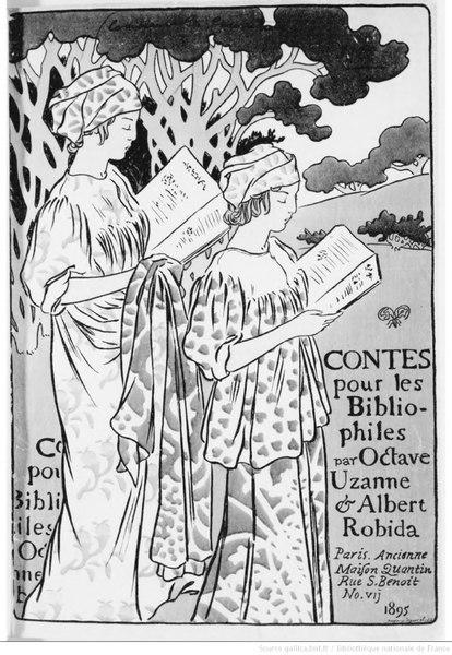 File:Uzanne - Contes pour les bibliophiles, 1895.djvu