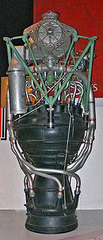 Motor do foguete V2