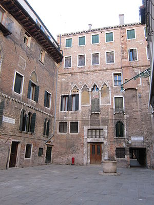 "Marco Polo - Corte del Milion is still named after the nickname of Polo, ""Il Milione""."