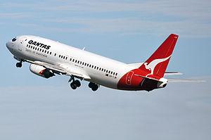 Boeing 737 Classic - Qantas 737-400
