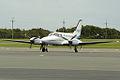 VH-VEZ Cessna 441 Conquest II Vee H Aviation (8687195134).jpg
