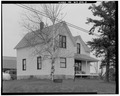 VIEW TO NORTHEAST. - Charles Bernke House, E9634 State Highway 29, Elderon, Marathon County, WI HABS WIS,37-ELD.V,1-3.tif