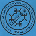 VII Spadochronowe Mistrzostwa Polski w RW-4 Gliwice 1998.JPG