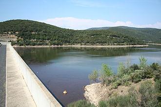 Vailhan - Image: Vailhan Lac Olivettes