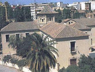 Public Library of Valencia - Image: Valencia.Hospital de los Pobres Inocentes