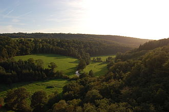 Souleuvre - Souleuvre valley