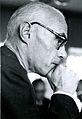 Valtionarkisto 1967. Fil. tri Berndt Federley arkistopäivillä 25.5.1967. Kansallisarkisto.jpg
