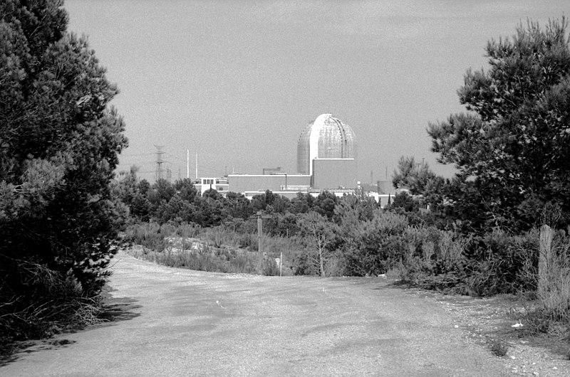 Central nuclear Vandellós I (Tarragona).