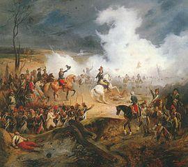 La batalla de Valmy