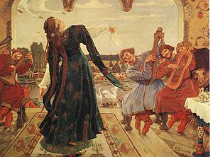 Slavic mythology - Wikipedia, the free encyclopedia