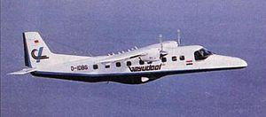 Vayudoot - Vayudoot Dornier 228