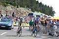 Ventoux - 15 étape Tour de France.JPG