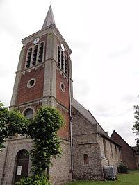 Verchain-Maugré (Nord, Fr) église.JPG