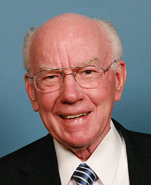 Vern Ehlers - Image: Vern Ehlers, official portrait, 111th Congress