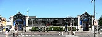 Versailles-Château–Rive Gauche station - Image: Versailles rive gauche