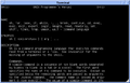 Version 7 UNIX SIMH PDP11 Bourne Shell Manual.png