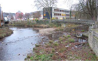 Hill (stream) - Image: Vesdre Hill Eupen