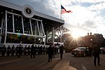Vice President Joe Biden walks in 57th Presidential Inaugural Parade 130121-Z-QU230-216.jpg