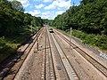 View from Greenwood-Folly Farm Bridge towards Hadley Wood.jpg