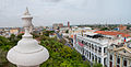 View from the bell tower of the Cathedral of Maracaibo.jpg