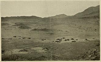 Abd al Kuri - Image: View of the 'Strath' and Native Dwellings, Abd el Kuri