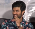 Vijay Devarakonda at the Launch of 'Taxiwala' Movie Teaser.png