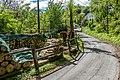 Villach Oberfederaun Federauner Strasse Verlauf der Roemerstrasse 10052017 8347.jpg