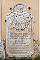 Villach Voelkendorfer Strasse 86a Schlosskapelle Grabplatte Edler von Millesi 23052016 2032.jpg
