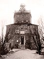 Vilnia, Horny zamak. Вільня, Горны замак (A. Jurašajcis, 1912).jpg