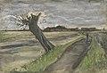 Vincent van Gogh - Pollard Willow, 1882 (Van Gogh Museum).jpg
