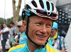 Alexander Winokurow bei der Tour de France 2012