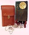 Vintage Regency TR-1 Transistor Radio (Black), Circa 1954 (10196911826).jpg