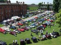 Vintage Vehicle Rally, Lincoln Castle, Lincoln - geograph.org.uk - 843444.jpg
