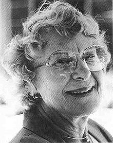 Portrait de Virginia Satir