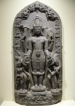 Vishnu and his Avatars.jpg