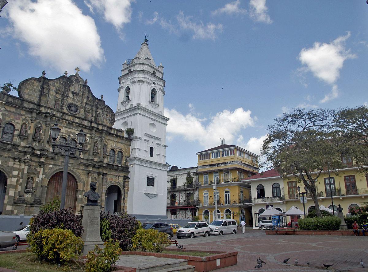 Saint John Panama City