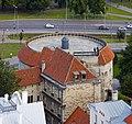 Vistas panorámicas desde la iglesia de San Olaf, Tallinn, Estonia, 2012-08-05, DD 48.JPG