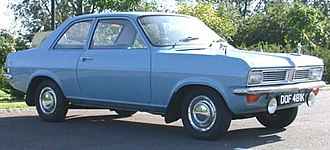 Vauxhall Viva - Vauxhall Viva HC Series