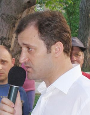 Second Filat Cabinet - Vlad Filat (PLDM), in his second term as Prime Minister of Moldova.