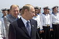 Vladimir Putin in Ukraine 28-29 July 2001-15.jpg