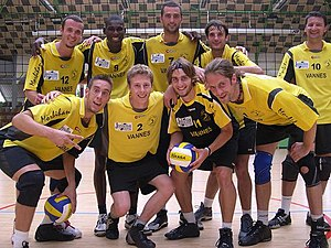 Volley vannes 2006 n1m