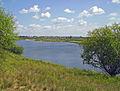Volodarsk. East side of Oka River Backwaters.jpg