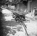Voz za seno (novejši tip - od l. 1930), Mlekuž Matija, Kal 1952.jpg