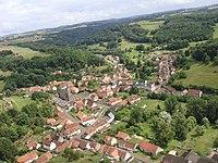Vue aérienne de Walschbronn - panoramio.jpg