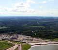 Vue aérienne du Saguenay01.jpg