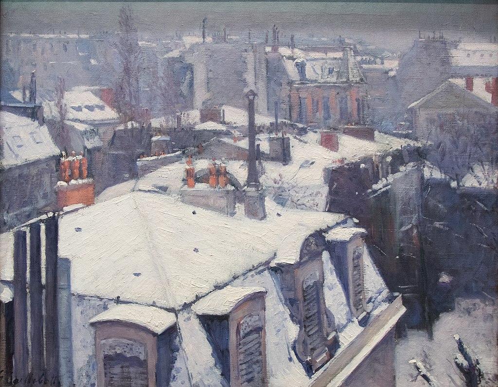 Vue de toits (Effet de neige) - Gustave Caillebotte.jpg